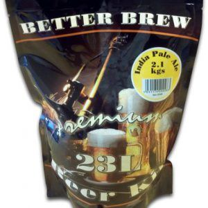 Better Brew Beer Kits makes 40pints Just add Sugar
